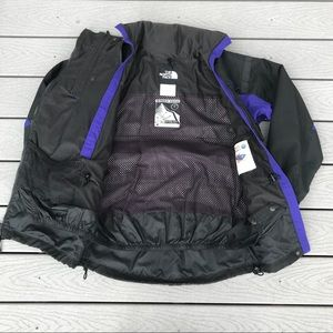 The North Face Jackets & Coats - Steep Tech Technical Shell Jacket M Blue TNF Hood